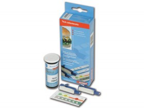 Diagnostic test strips and devices