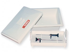 STERILIZATION BOX 3 l - plastic