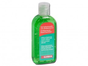 ANTIBACTERIAL GEL - tube 85 ml - green - apple