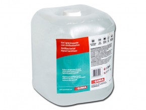 ANTIBACTERIAL GEL - bag  5 l - transparent