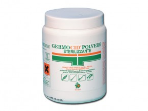 GERMOCID PERACETIC DISINFECTANT POWDER box 500g