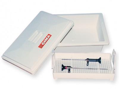 STERILIZATION BOX 3 l - plastic